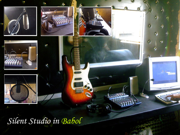 Silent Studio  in Babol